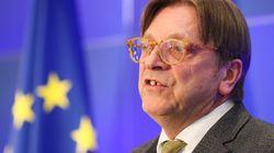 Verhofstadt: EU-Liberaler findet