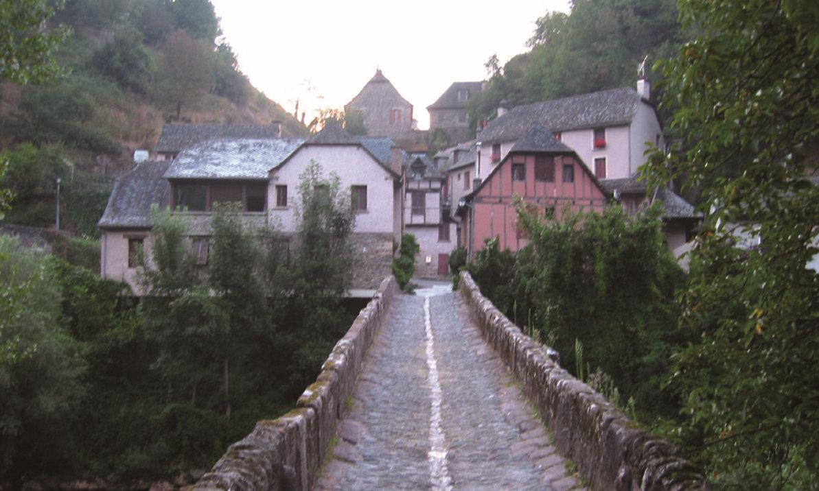 프랑스 르 퓌 길 800km 걷기 여행을