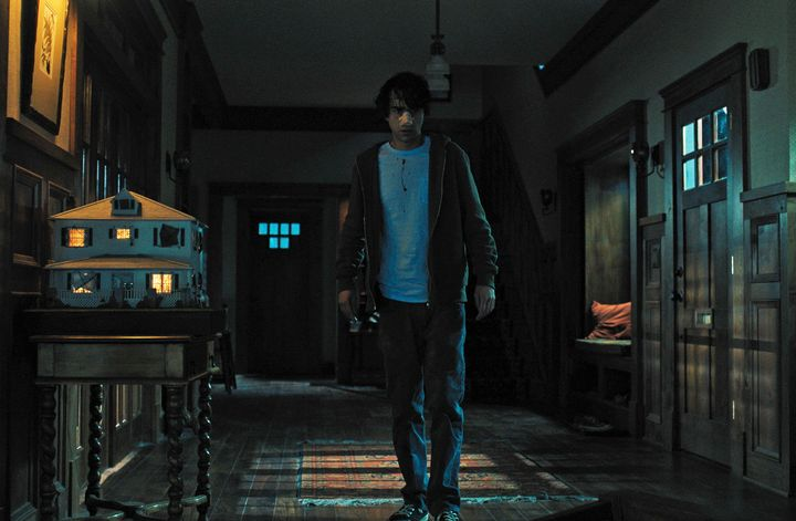 "Alex Wolff in ""Hereditary."""