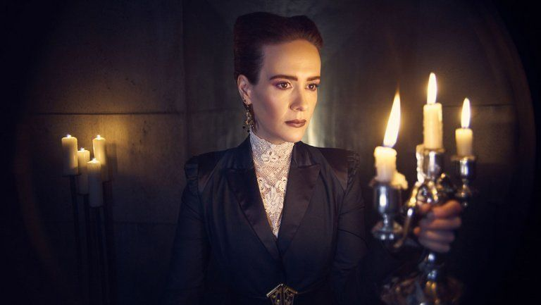 "Sarah Paulson in ""American Horror Story: Apocalypse."""