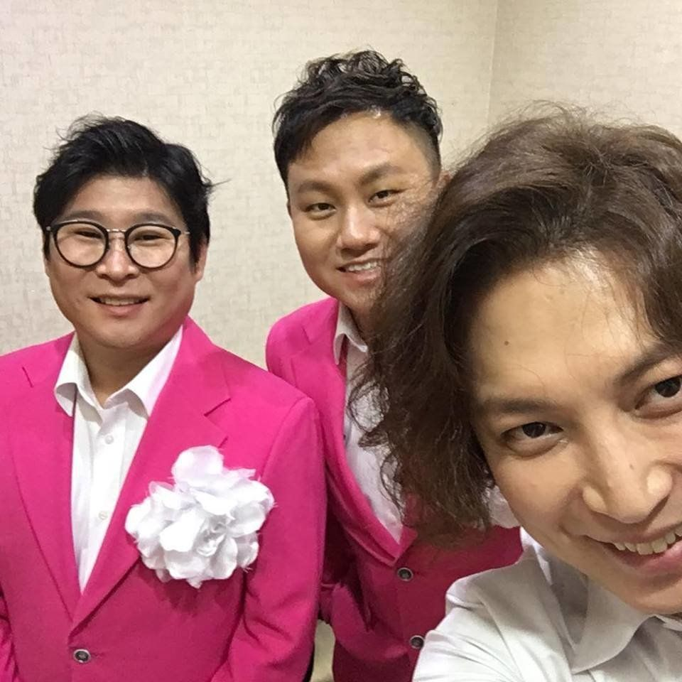 """장미여관 3인, """"육중완, 강준우가 1억 줄테니 나가달라고"""