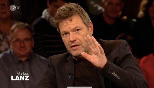 """""""Das führt zu nichts"""": Lanz macht Habeck mit der immer gleichen Frage"""