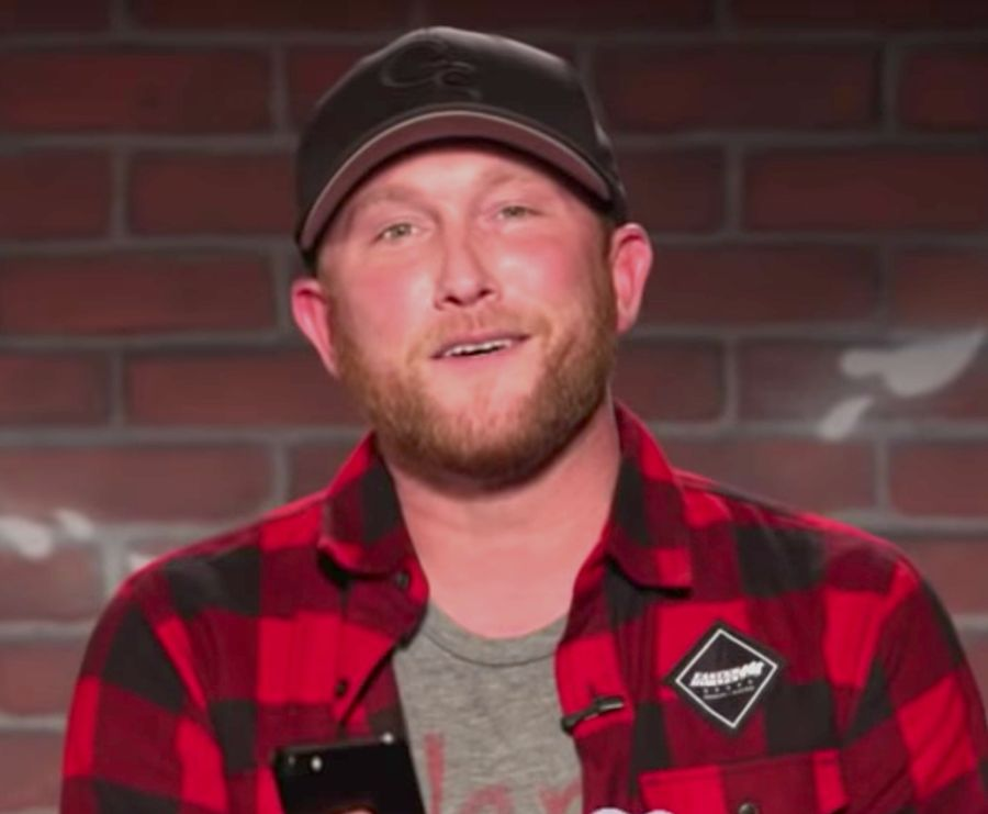 Jimmy Kimmel interviews country stars for his mean tweets segment, including Cole Swindell