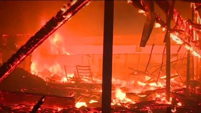 The Camp Fire in northern California has become the deadliest wildfire in the state's