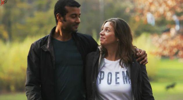 Kathrin und Camilo führen eine offene