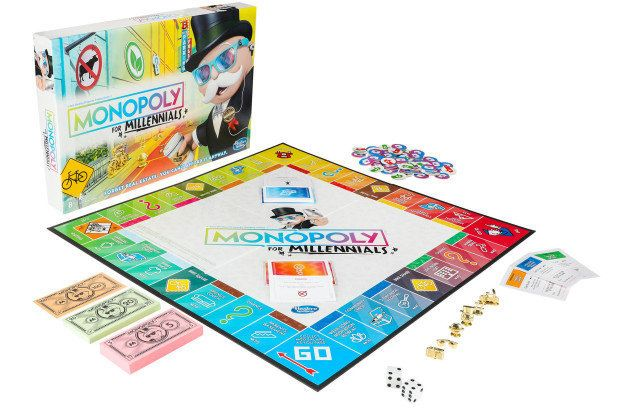 DON'T PASS GO! Monopoly for Millennials Isn't Going Down Well With Its Target
