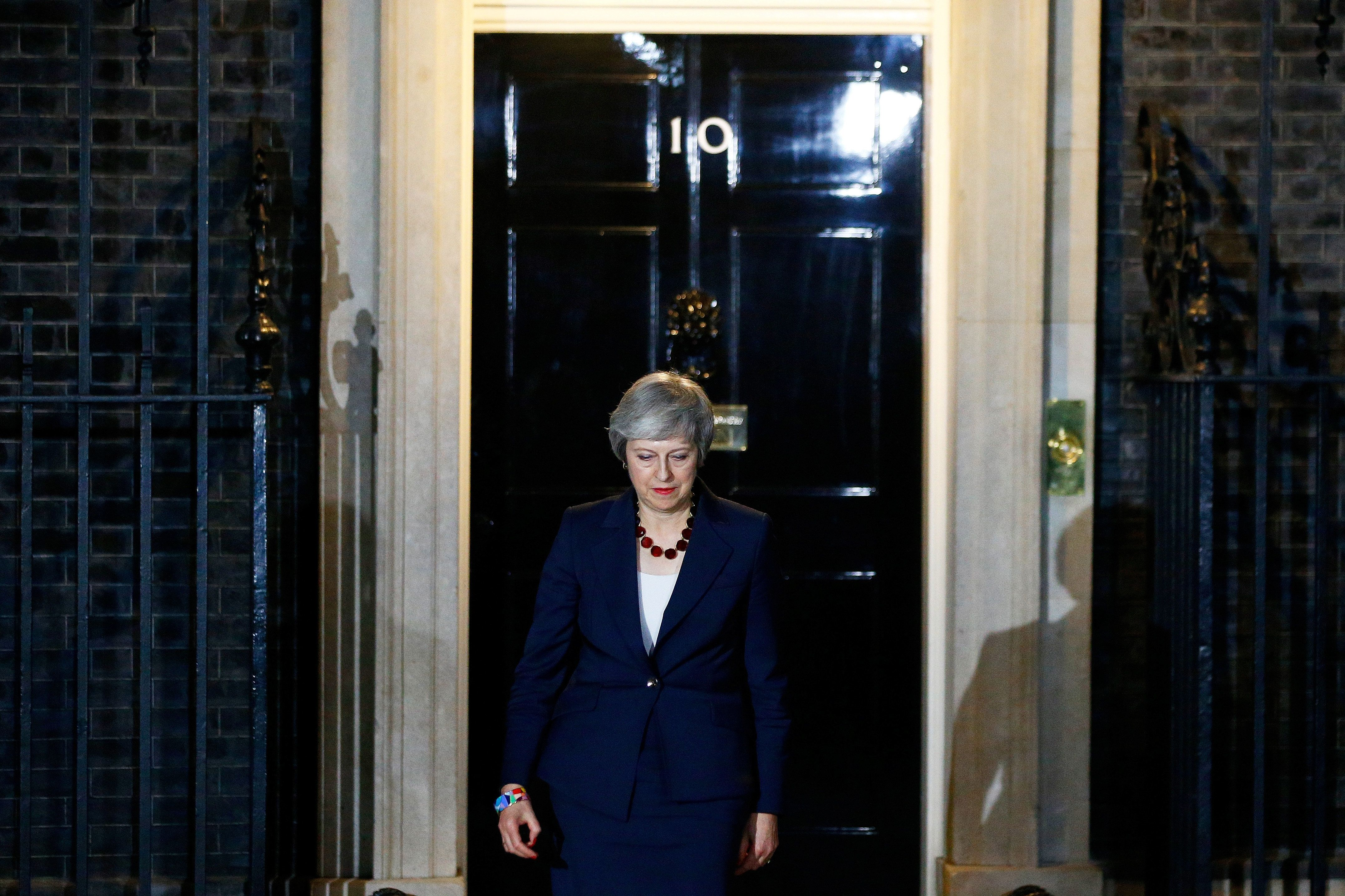 British Prime Minister Battles To Save Brexit Deal As Ministers