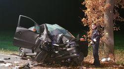 Mysteriöser Unfall mit 2 Toten im Emsland: Polizei findet keine