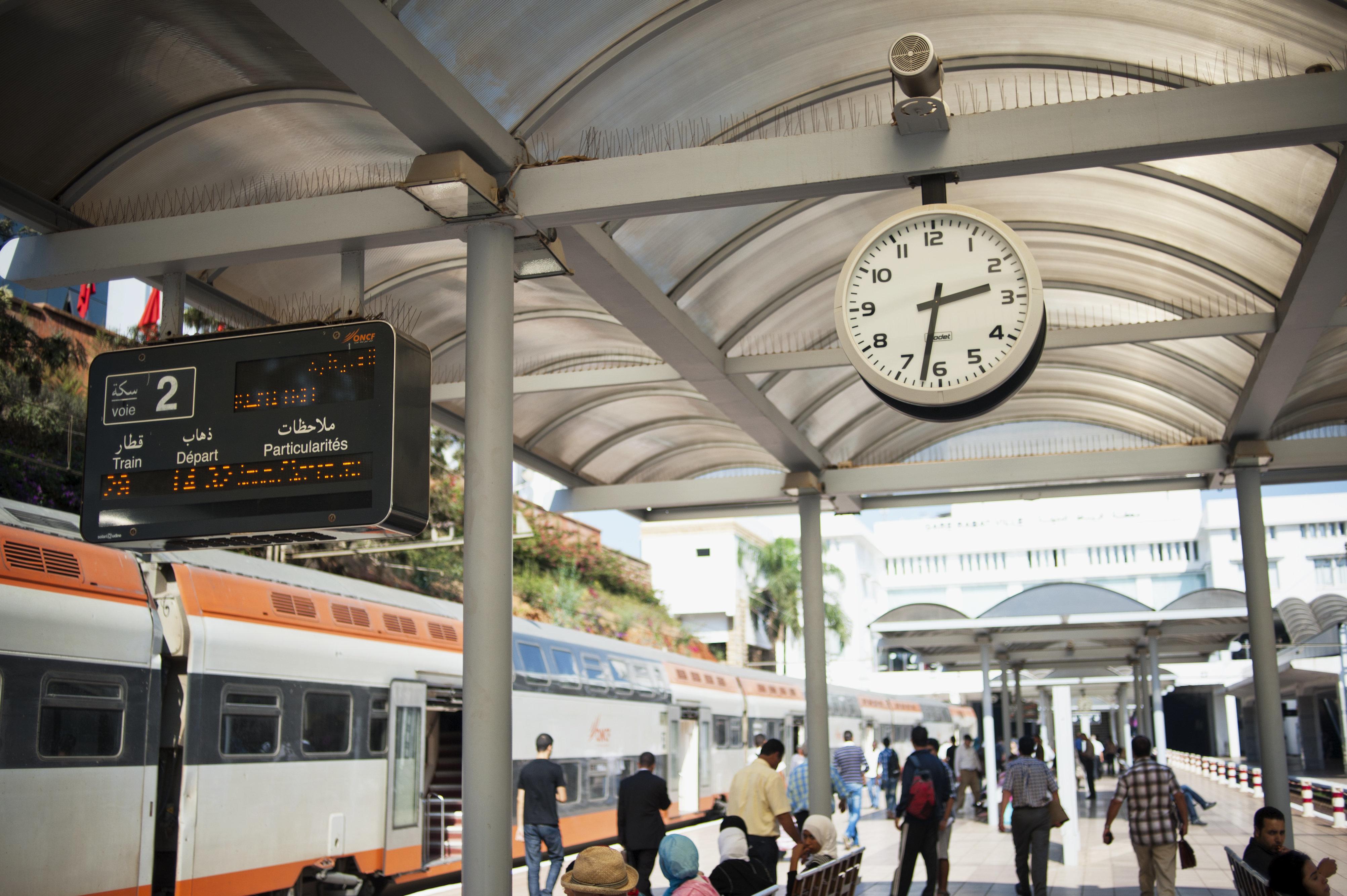 Inauguration de la LGV: Le trafic ferroviaire est perturbé, l'ONCF ne communique