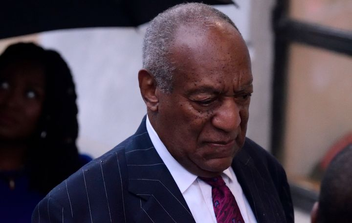Bill Cosby arriving his sentencing hearing in Norristown, Pennsylvania in September. He faces a civil trial, for allegedly mo