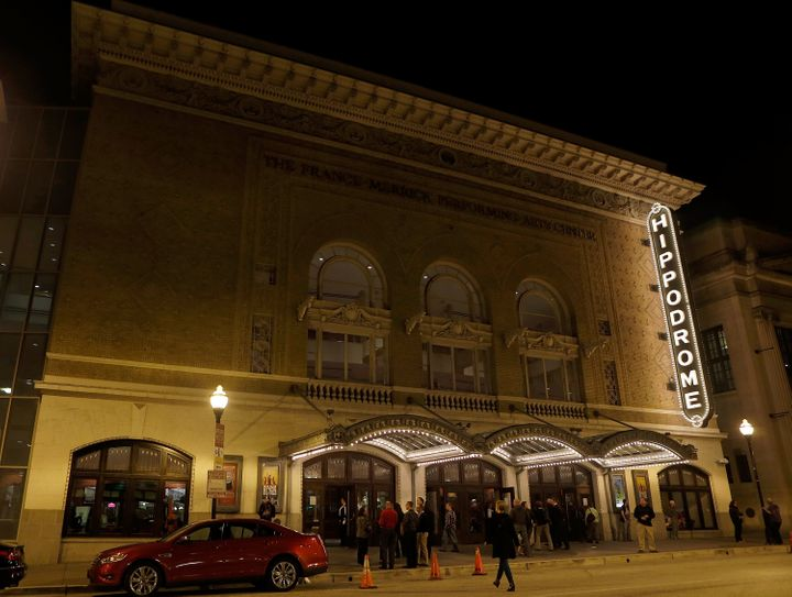 "A man shouted ""Heil Hitler, Heil Trump"" at a ""Fiddler on the Roof"" performance in Baltimore's Hippodrome Theatre on Wednesday"