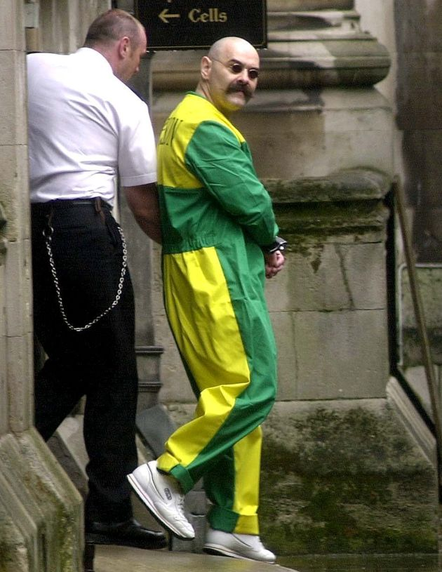 Charles Bronson, pictured in