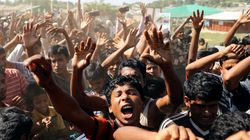 Rohingya Protest Planned Return To