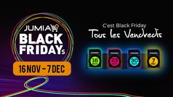 JUMIA donne rendez-vous à 5 millions d'Algériens pour le BLACK FRIDAY avec des remises de