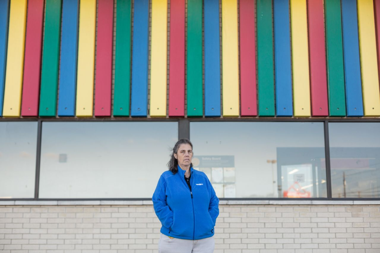 Maryjane Williams is among former Toys R Us employees who are agitating to get severance pay for laid-off workers.