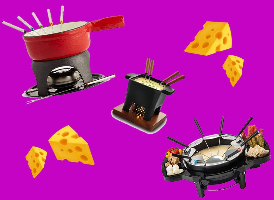 5 Grate Cheese Fondue Sets For An Indulgent Night