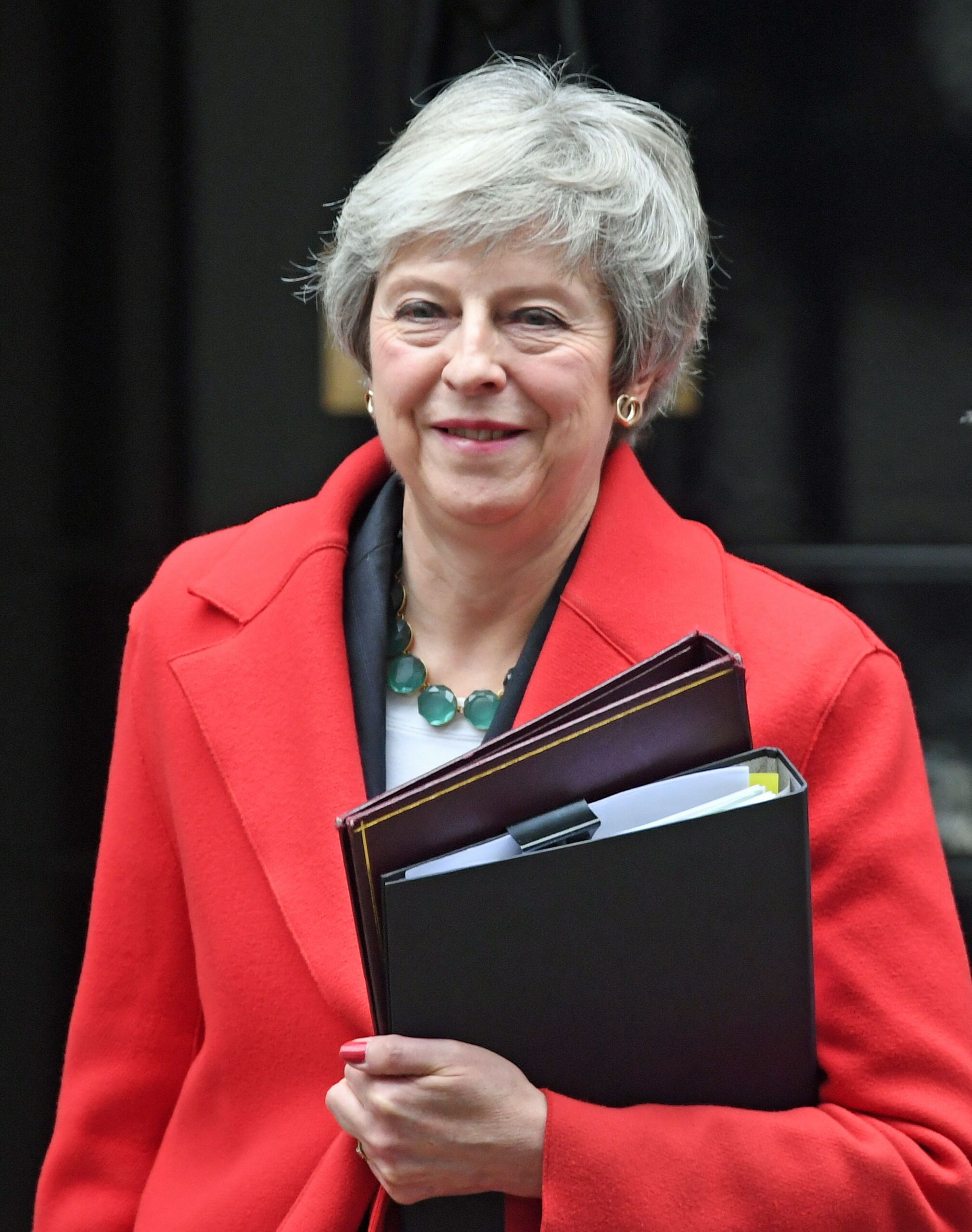 huffingtonpost.co.uk - Jonathan Bartley - Even Theresa May Now Accepts There Is Another Option - To Stay In The European Union