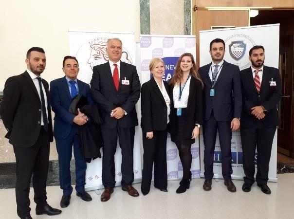 Η εκδήλωση του ΕΟΠΕ στη Σύνοδο Ειρήνης στη Γενεύη