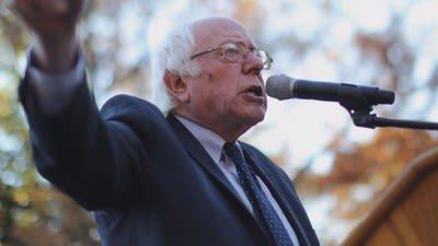 Bernie Sanders, Fresh Off Amazon Wage Hike Win, Targets Walmart In New Bill