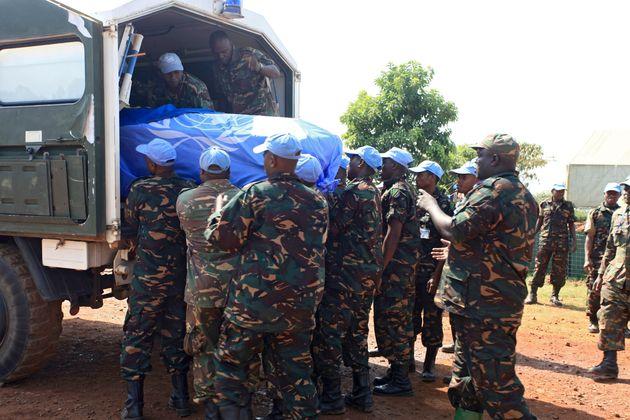 ΛΔ Κονγκό: Τουλάχιστον 7 κυανόκρανοι νεκροί σε συγκρούσεις εν μέσω επιδημίας