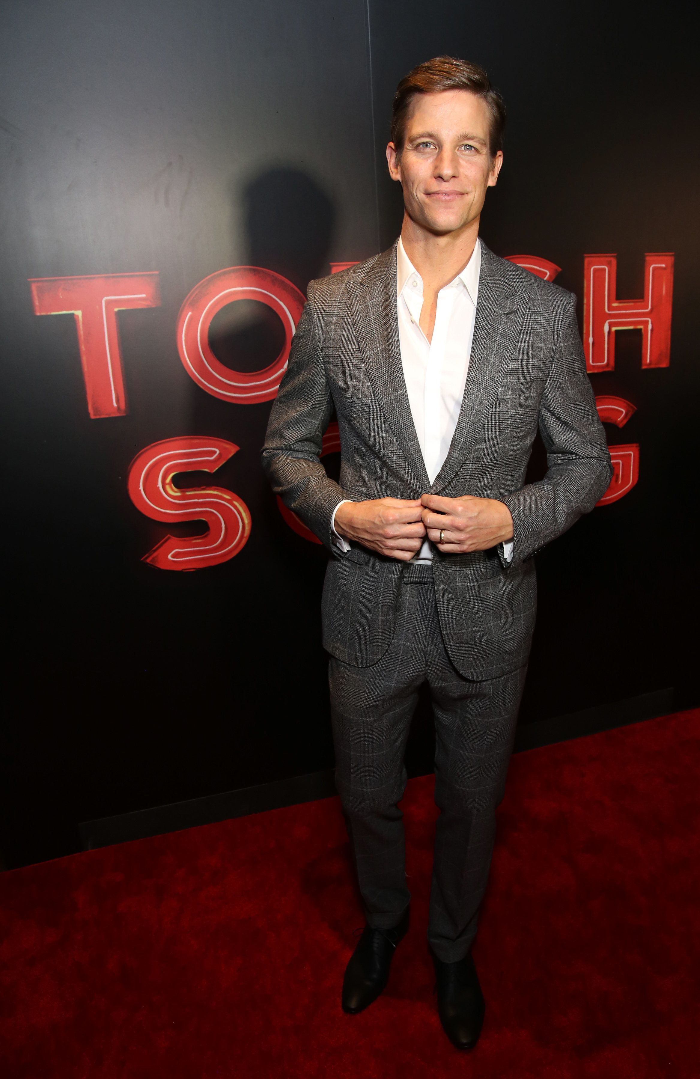 NEW YORK, NY - NOVEMBER 01:  Ward Horton attends the Broadway Opening Night After Party for 'Torch Song' at Sony Hall on November 1, 2018 in New York City.  (Photo by Walter McBride/Getty Images)