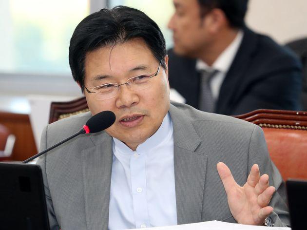 자유한국당 홍문종