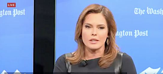Mercedes Schlapp contradicted Kellyanne Conway when asked if the video of CNN's Jim Acosta was altered.