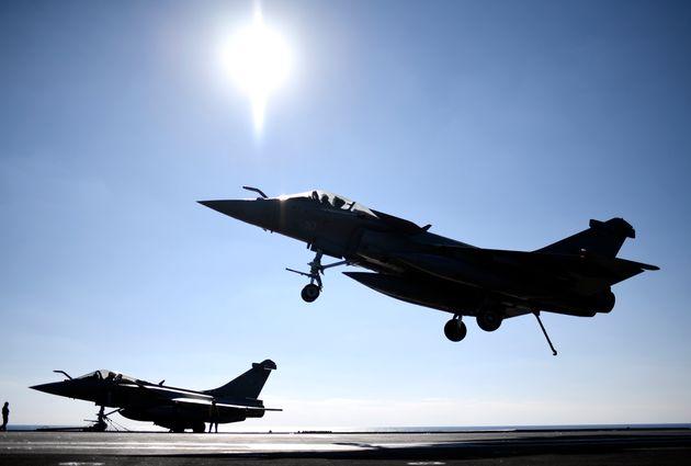 Συρία: 105 νεκροί σε 7 ημέρες αεροπορικών βομβαρδισμών του διεθνούς συνασπισμού υπό τις ΗΠΑ
