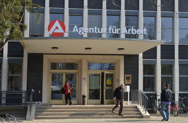 Die Agentur für Arbeit in Berlin-Steglitz. (Symbolbild)