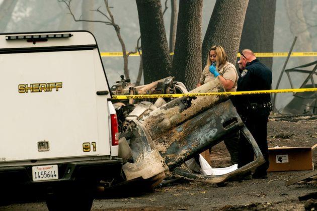Στους 65 οι νεκροί από τις φονικές πυρκαγιές στην Καλιφόρνια