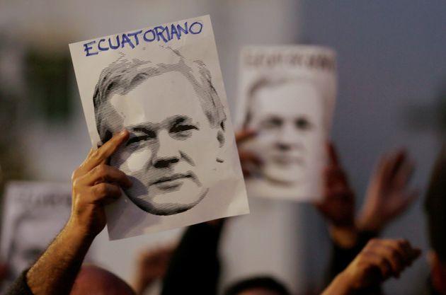 Wikileaks: Έτοιμη η ποινική δίωξη του υπουργείου Δικαιοσύνης των ΗΠΑ σε βάρος του Τζούλιαν Ασάντζ