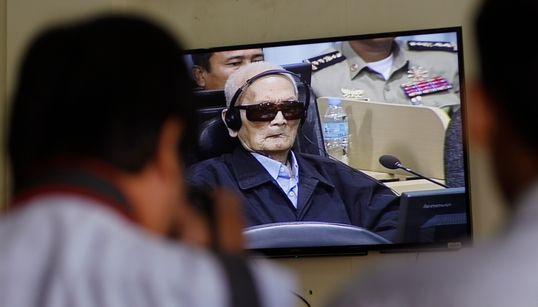 Ένοχοι γενοκτονίας οι τελευταίοι ηγέτες του κομμουνιστικού καθεστώτος των Ερυθρών Χμερ της