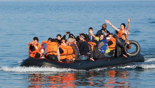 Was wäre, wenn nochmal eine große Zahl Flüchtlinge nach Europa käme? Dieser Autor hat eine geniale