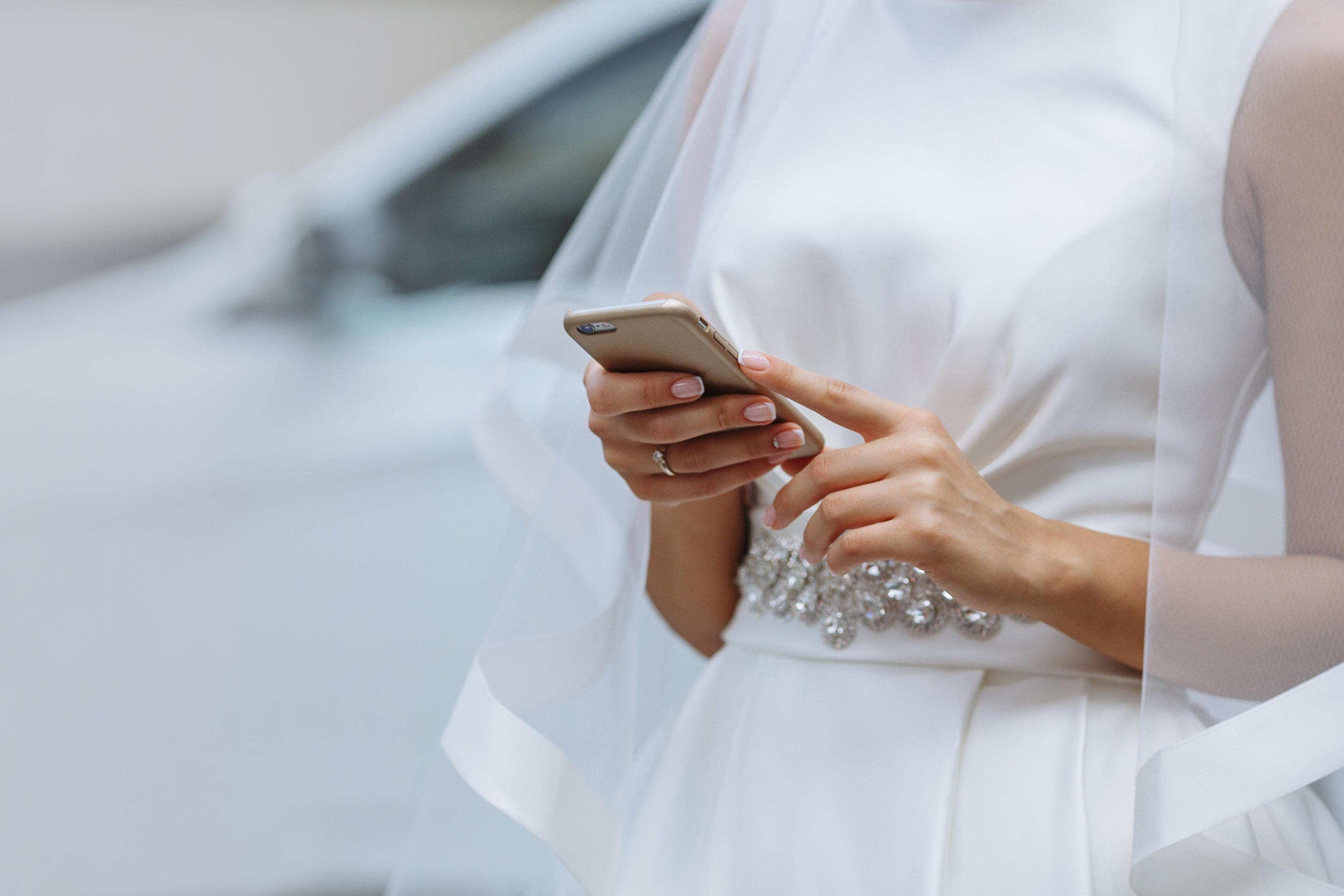 Fiese Rache bei der Hochzeit: So stellt eine Braut ihren Zukünftigen