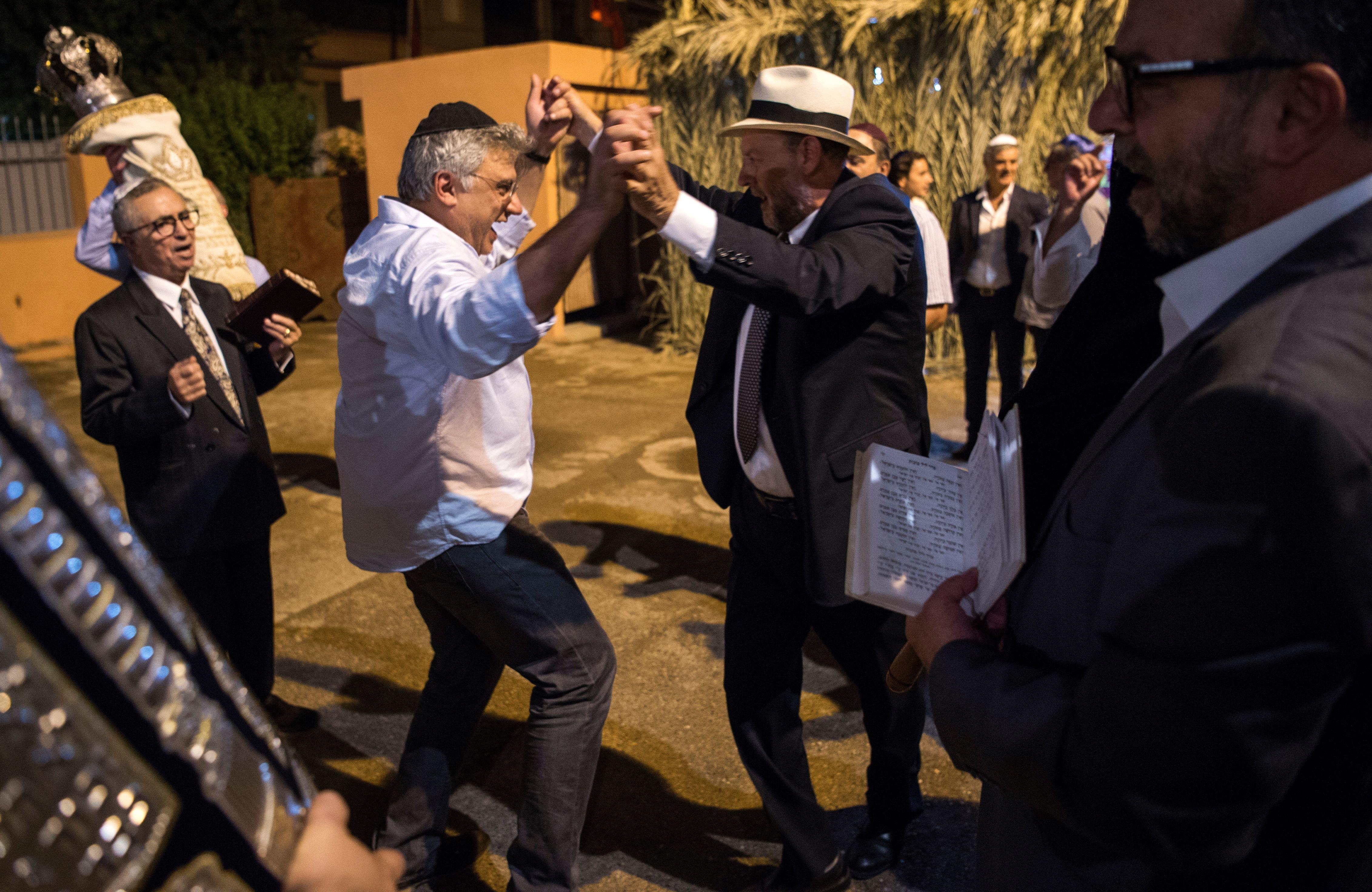 Plus Marocains que jamais, les juifs du Maroc résidant à l'étranger ont répondu à l'appel de Serge