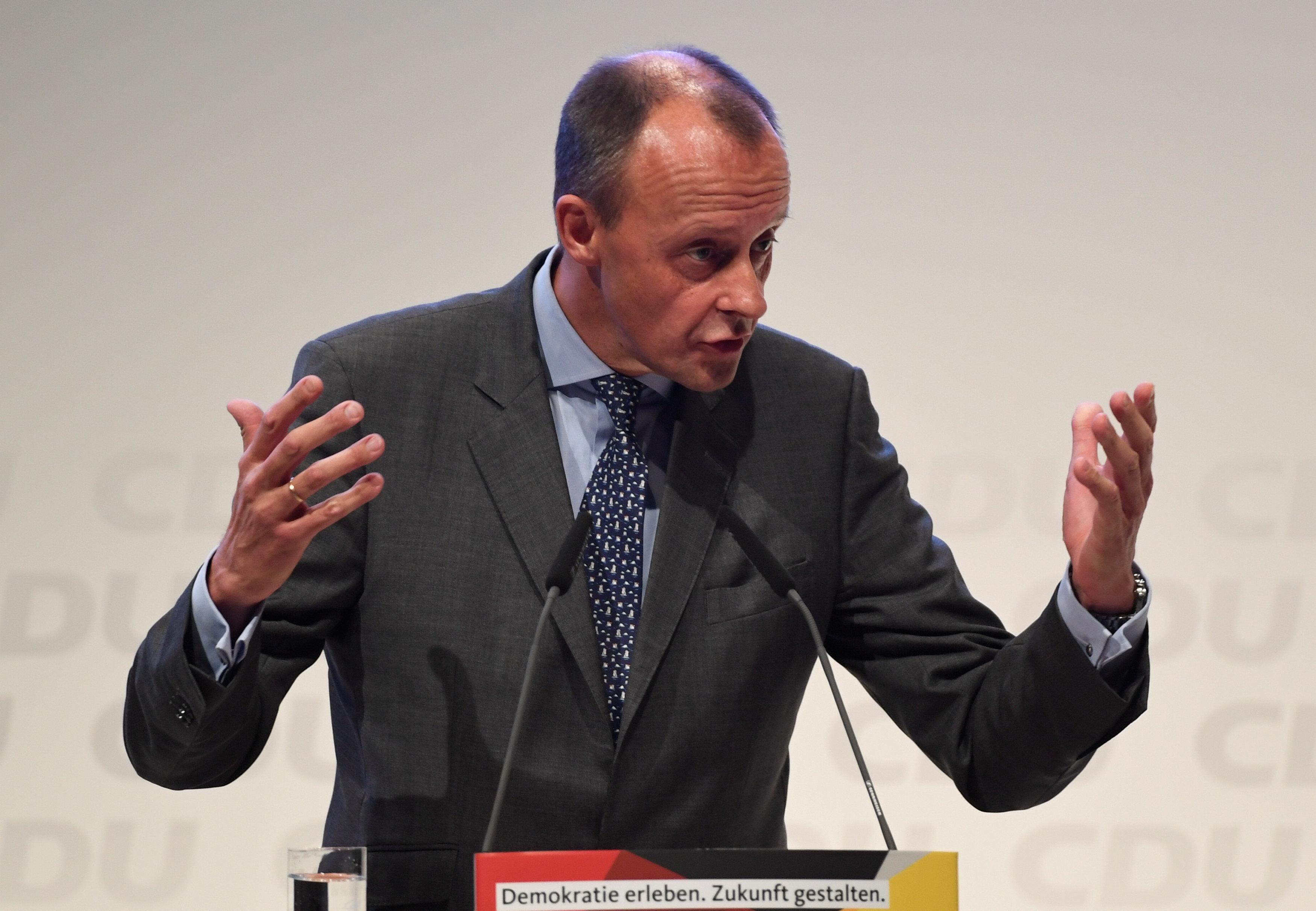 So will Merz die AfD halbieren – und die CDU zu 40 Prozent