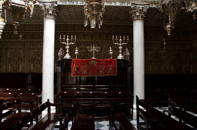 Synagogue de Tanger après