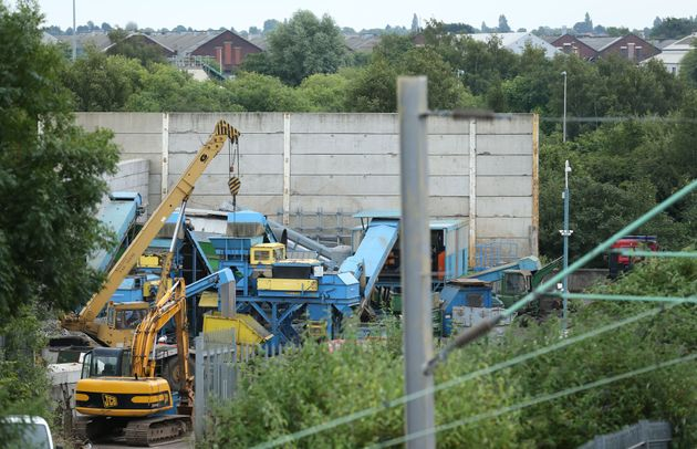 Scrapyard Workers Crushed To Death By Wall After 'Foreseeable Risk