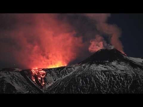 Το πρώτο σύστημα που θα προβλέπει έγκαιρα τις εκρήξεις στην Αίτνα