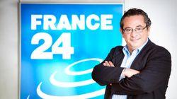 Marc Saikali, Directeur de France 24: