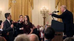 Δικαστική εντολή στον Λευκό Οίκο: Να επιστρέψετε την διαπίστευση στον δημοσιογράφο Τζιμ Ακόστα του