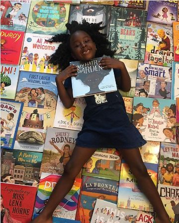 Six-year-old Madison is helping her mom and brother donate 50 diverse books to all 50 states.