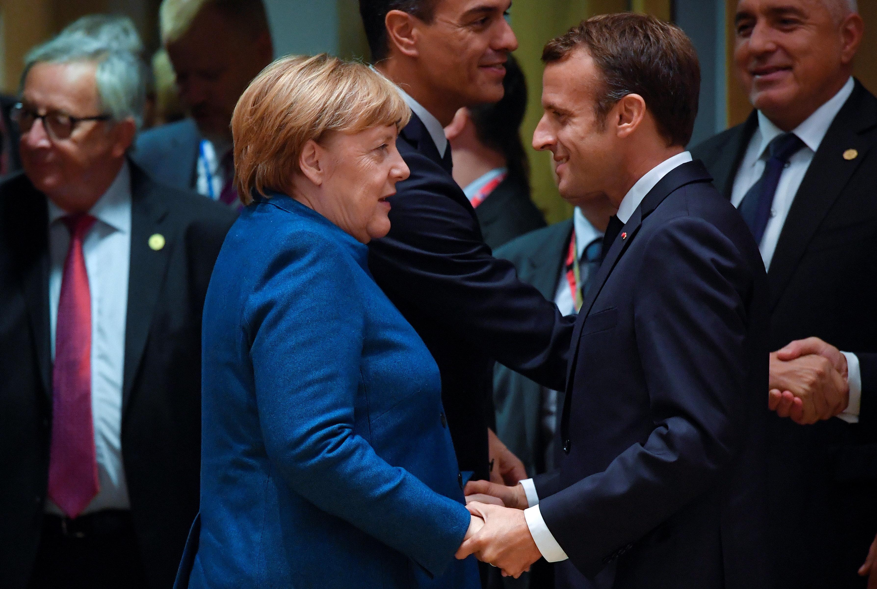 Bericht: Deutschland und Frankreich legen Papier für Eurozonen-Budget
