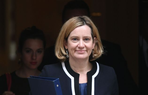 Amber Rudd Appointed As The New Work And Pensions