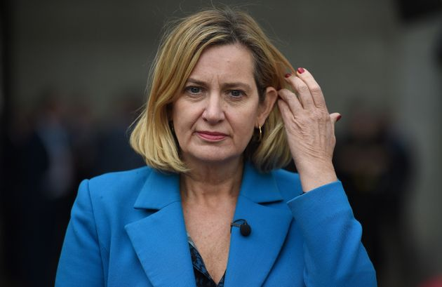 Amber Rudd's Hastings and Rye constituency has been hit by the Universal Credit roll