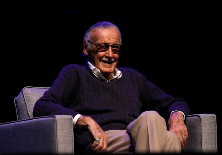 Stan Lee died on Monday at age 95.