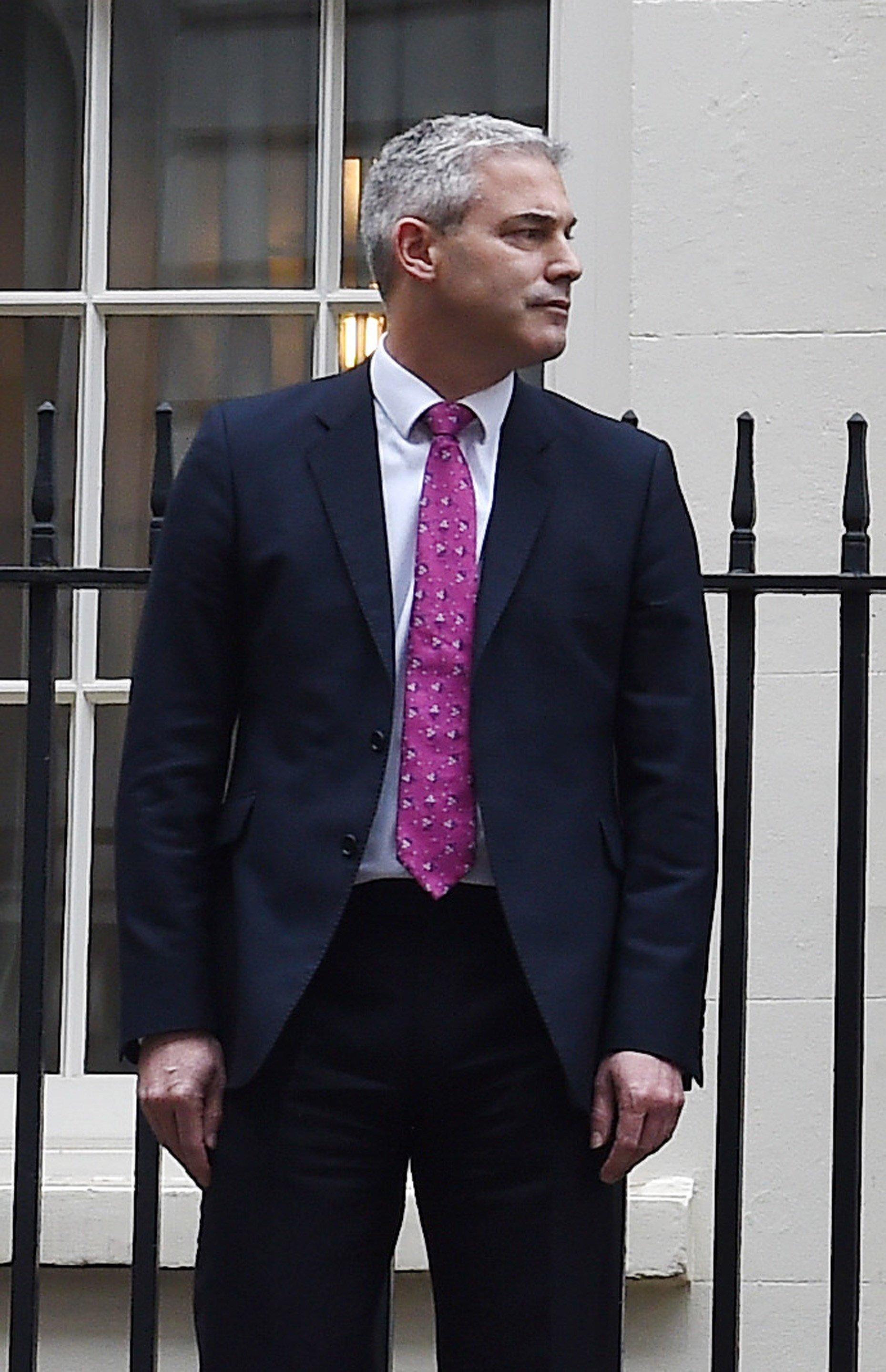 Ο μέχρι πρότινος υφυπουργός Υγείας, Στίβεν Μπάρκλεϊ είναι ο νέος υπουργός
