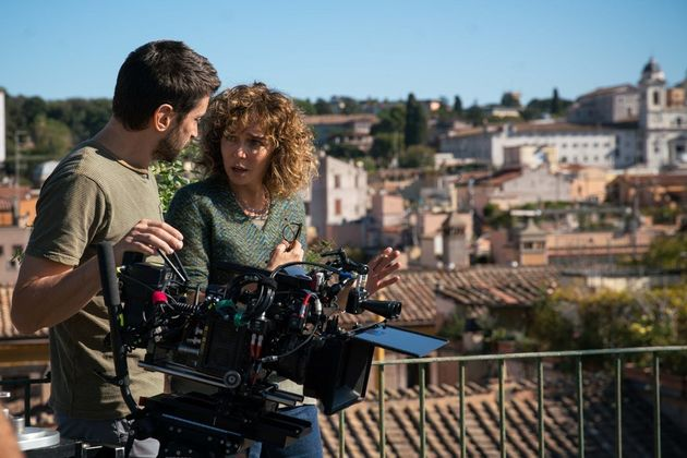 Η Ελληνοϊταλίδα ηθοποιός Βαλέρια Γκολίνο ξανά στην