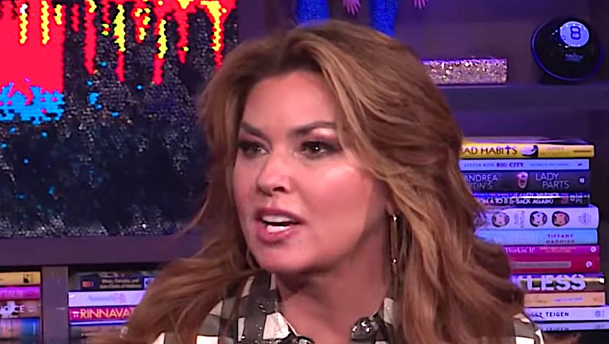 Shania Twain Pulled A Genius Transfer After She Peed Herself Onstage
