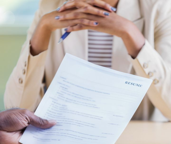Do you need your husband's permission to look for a job? No. Should you talk to him about it first? Maybe.